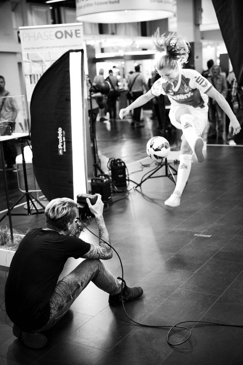 Thomas Fähnrich Fotografie - behind the scenes